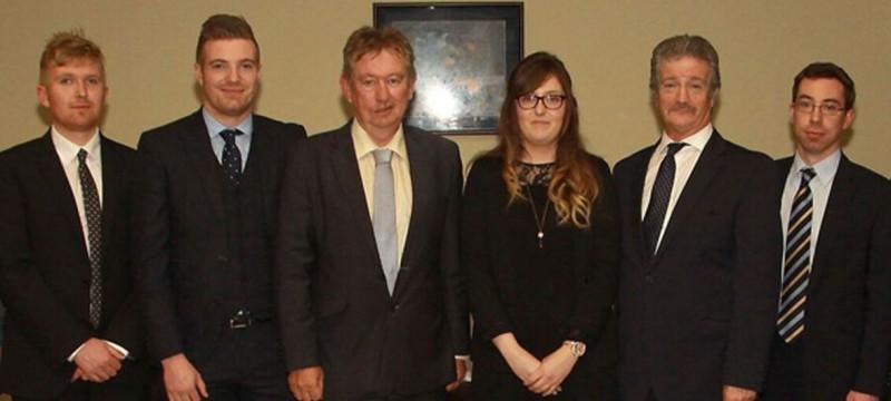 Nolan Farrell & Goff Merit Prize 2015 Announced