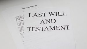 Making a Will during the COVID-19 crisis