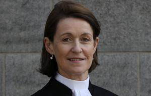 Ms Justice Mary Irvine to be nominated as president of the High Court