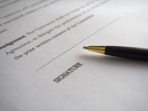 A legal guide to electronic signatures