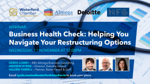Business Health Check Webinar
