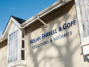 Nolan Farrell & Goff Solicitors and Notaries becomes a Limited Liability Partnership