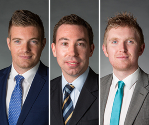 Nolan Farrell & Goff Solicitors LLP announces promotions.